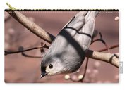 Decked Out - Tufted Titmouse Carry-all Pouch
