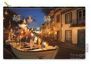 Decorated Fishing Boats Carry-all Pouch