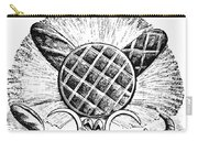 Decorative Cut: Bread Carry-all Pouch