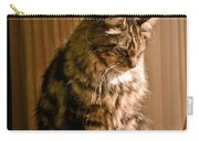 Deep In Kitty Thought Carry-all Pouch