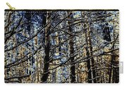 Deep In The Moonlit Forest Carry-all Pouch