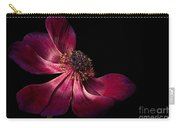 Deep Pink Anemone - 2 Carry-all Pouch