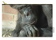 Gorilla Deep Thoughts Carry-all Pouch