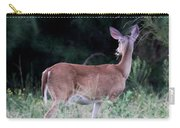 Deer - Doe - I Heard Something Carry-all Pouch