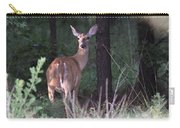 Deer - Doe - Nearing The Edge Carry-all Pouch