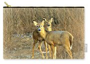 Deer Duo Carry-all Pouch