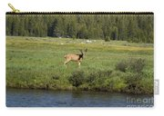 Deer In Tuolumne Meadow Carry-all Pouch