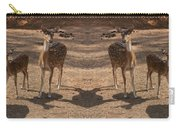 Deer Symmetry  Carry-all Pouch