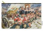 Defence Of Corunna Carry-all Pouch