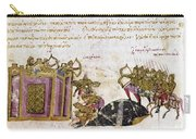 Defense Of Constantinople Carry-all Pouch by Granger