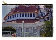 Del Coronado Hotel San Diego  Carry-all Pouch