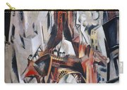 Delaunay: Eiffel Tower, 1910 Carry-all Pouch