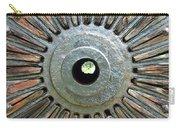Deleon Springs Wheel Spoke Carry-all Pouch