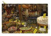 Deli In Palma De Mallorca Spain Carry-all Pouch by David Smith