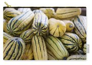 Delicata Winter Squash Carry-all Pouch