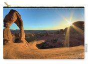 Delicate Arch Bowl Carry-all Pouch
