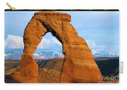 Delicate Arch Closeup Carry-all Pouch