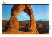 Delicate Arch Portrait Carry-all Pouch