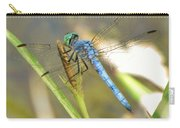 Delicate Dragonfly Carry-all Pouch