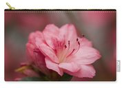 Delicate Pink Azalea Carry-all Pouch