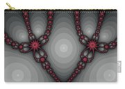 Delicate Red Carry-all Pouch