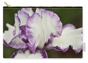 Delicate Ruffles 3 Carry-all Pouch