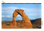 Delicate Sights Carry-all Pouch