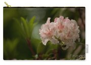 Delicately Peach Carry-all Pouch