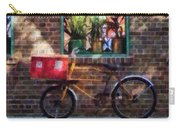Delivery Bicycle Greenwich Village Carry-all Pouch