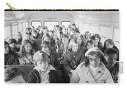 Desegregation: Busing, 1973 Carry-all Pouch