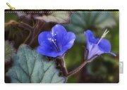 Desert Bluebells  Carry-all Pouch