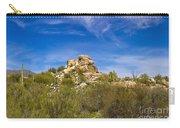 Desert Boulders Carry-all Pouch
