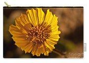 Desert Dandelion Carry-all Pouch