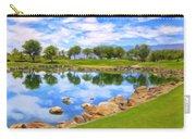 Desert Golf Carry-all Pouch