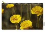 Desert Marigold Carry-all Pouch