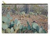 Desert Wolf Carry-all Pouch