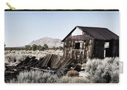 Deserted Desert Dwelling Carry-all Pouch