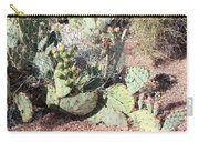 Desert's Collection Of Dried Flowers 3 Carry-all Pouch