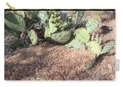 Desert's Collection Of Dried Flowers1 Carry-all Pouch