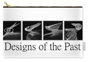 Designs Of The Past Carry-all Pouch