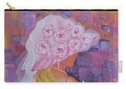 Pink Hat Beauty Carry-all Pouch