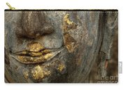 Detail Buddhas Lips Carry-all Pouch
