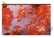 Detailed View Of Soft Coral Revealing Carry-all Pouch