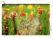 Determined Dandelion Carry-all Pouch