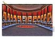 Detroit Pistons Locker Room Auburn Hills Mi Carry-all Pouch