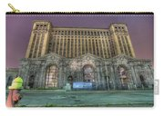 Detroit's Michigan Central Station - Michigan Central Depot Carry-all Pouch