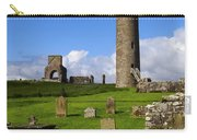 Devenish Monastic Site, Co. Fermanagh Carry-all Pouch