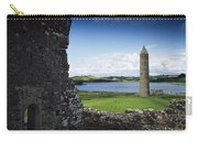 Devenish Monastic Site, Lough Erne, Co Carry-all Pouch