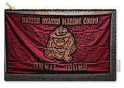 Devil Dogs Carry-all Pouch