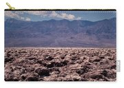 Devil's Golf Course At Death Valley Carry-all Pouch